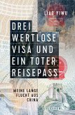 Drei wertlose Visa und ein toter Reisepass (Mängelexemplar)