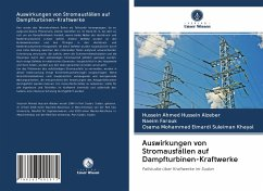 Auswirkungen von Stromausfällen auf Dampfturbinen-Kraftwerke - Alzeber, Hussein Ahmed Hussein;Farouk, Naeim;Khayal, Osama Mohammed Elmardi Suleiman