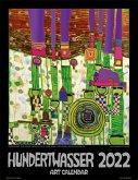 Hundertwasser Art Calendar 2022