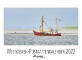 Westküsten-Postkartenkalender 2022