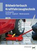 eBook inside: Buch und eBook Bildwörterbuch Kraftfahrzeugtechnik