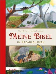 Meine Bibel in Erzählbildern (Restauflage) - Hartmann, Frank
