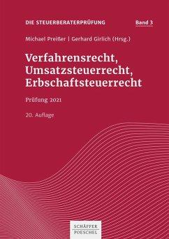 Verfahrensrecht, Umsatzsteuerrecht, Erbschaftsteuerrecht (eBook, PDF)