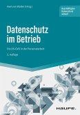 Datenschutz im Betrieb (eBook, PDF)