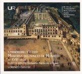 Die Musiker Der Fürsten Von Monaco Im 18.Jh.