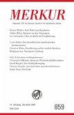 MERKUR Gegründet 1947 als Deutsche Zeitschrift für europäisches Denken - 2020-12 (eBook, ePUB)
