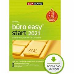 Lexware büro easy start 2021 - Jahresversion (365 Tage) (Download für Windows)