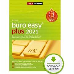 Lexware büro easy 2021 plus - Jahresversion (365 Tage) (Download für Windows)