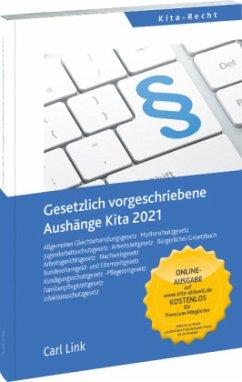 Gesetzlich vorgeschriebene Aushänge Kita 2021