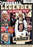 Sport Planer FUSSBALL LEGENDEN Vol. 4