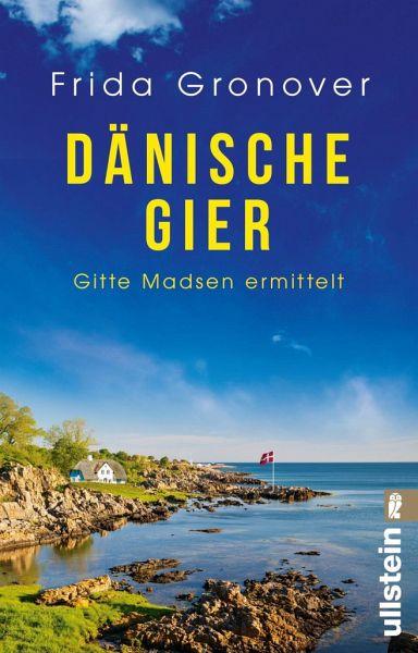Buch-Reihe Gitte Madsen