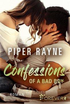 Confessions of a Bad Boy / Baileys-Serie Bd.5 (eBook, ePUB)