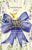 Liebe, lavendelblau (eBook, ePUB)