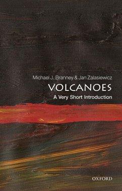 Volcanoes: A Very Short Introduction (eBook, ePUB) - Branney, Michael J; Zalasiewicz, Jan