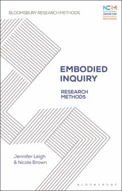 Embodied Inquiry: Research Methods - Leigh, Jennifer; Brown, Nicole
