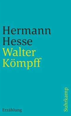 Walter Kömpff (eBook, ePUB) - Hesse, Hermann
