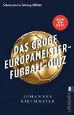 Das große Europameister-Fußball-Quiz (eBook, ePUB)
