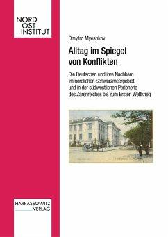 Alltag im Spiegel von Konflikten (eBook, PDF) - Myeshkov, Dmytro