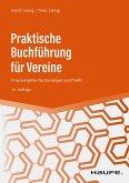 Praktische Buchführung für Vereine (eBook, ePUB)
