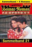 Heimat-Roman Treueband 21 - Sammelband (eBook, ePUB)