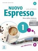Nuovo Espresso 1 - einsprachige Ausgabe. Buch mit Code