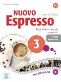 Nuovo Espresso 3 - einsprachige Ausgabe. Buch mit Code