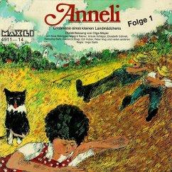 Folge 1: Anneli - Erlebnisse eines kleinen Landmädchens (MP3-Download) - Meyer, Olga