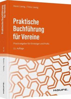 Praktische Buchführung für Vereine - Goldstein, Elmar;Lienig, Horst;Lienig, Timo