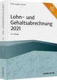 Lohn- und Gehaltsabrechnung 2021