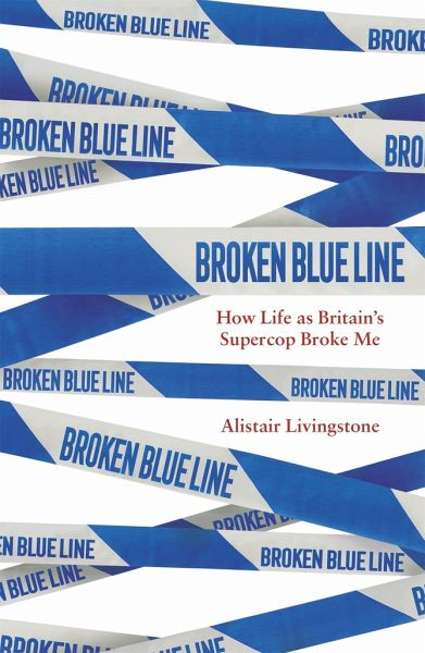 Broken Blue Line - Livingstone, Alistair