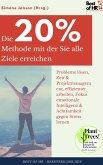 Die 20%-Methode mit der Sie alle Ziele erreichen (eBook, ePUB)