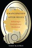 Emancipation After Hegel