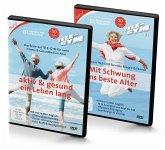 TELE-GYM - aktiv & gesund ein Leben lang + Mit Schwung ins beste Alter 2-er-Set. Tl.50-51, 2 DVD