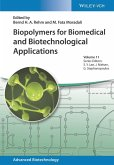 Biopolymers for Biomedical and Biotechnological Applications (eBook, PDF)