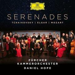 Serenades - Hope,Daniel/Zürcher Kammerorchester