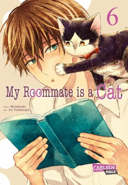 Buch-Reihe My Roommate is a Cat
