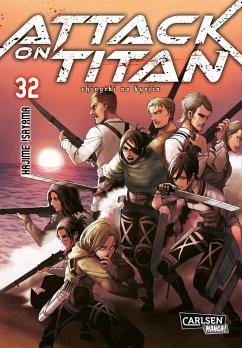 Attack on Titan Bd.32 - Isayama, Hajime