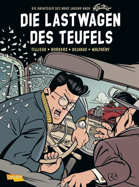 Buch-Reihe Die Abenteuer des Marc Jaguar Gesamtausgabe