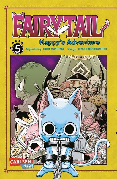 Buch-Reihe Fairy Tail - Happy's Adventure
