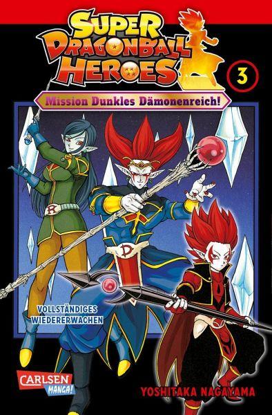 Buch-Reihe Super Dragon Ball Heroes