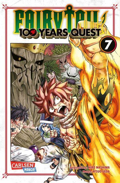 Buch-Reihe Fairy Tail - 100 Years Quest