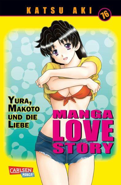 Buch-Reihe Manga Love Story