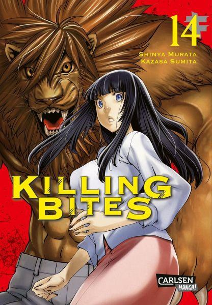Buch-Reihe Killing Bites