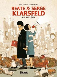 Beate und Serge Klarsfeld: Die Nazijäger - Bresson, Pascal;Dorange, Sylvain