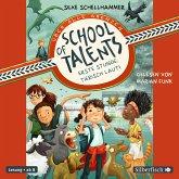 Erste Stunde: Tierisch laut! / School of Talents Bd.1 (2 Audio-CDs)