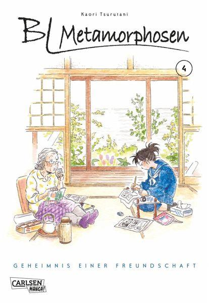 Buch-Reihe BL Metamorphosen - Geheimnis einer Freundschaft