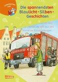 LESEMAUS zum Lesenlernen Sammelbände: Die spannendsten Blaulicht-Silben-Geschichten