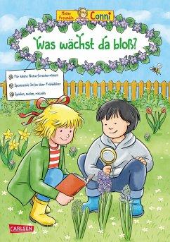 Was wächst da bloß? / Conni Gelbe Reihe Bd.57 - Sörensen, Hanna