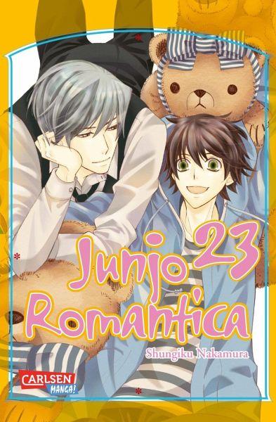 Buch-Reihe Junjo Romantica
