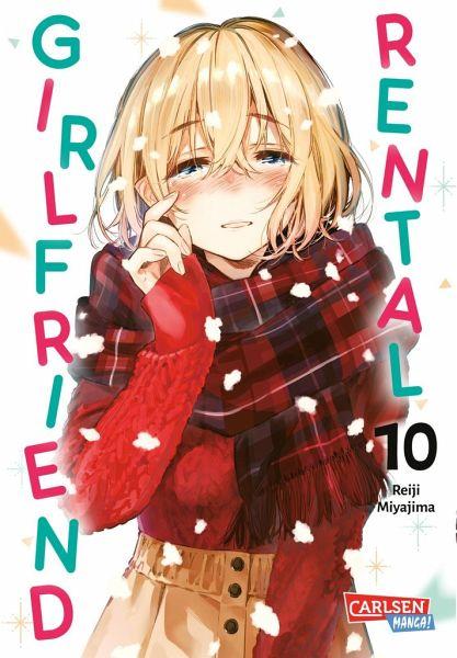 Buch-Reihe Rental Girlfriend